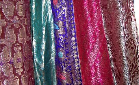 Usha's shawl